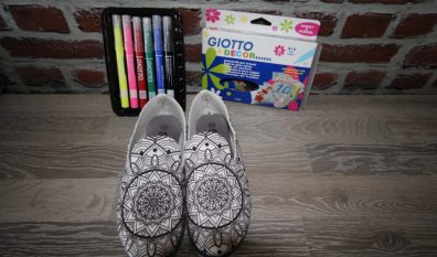 Soft'in, les chaussons à colorier Made In France ( concours )
