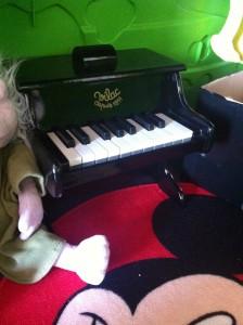Le piano de bébé