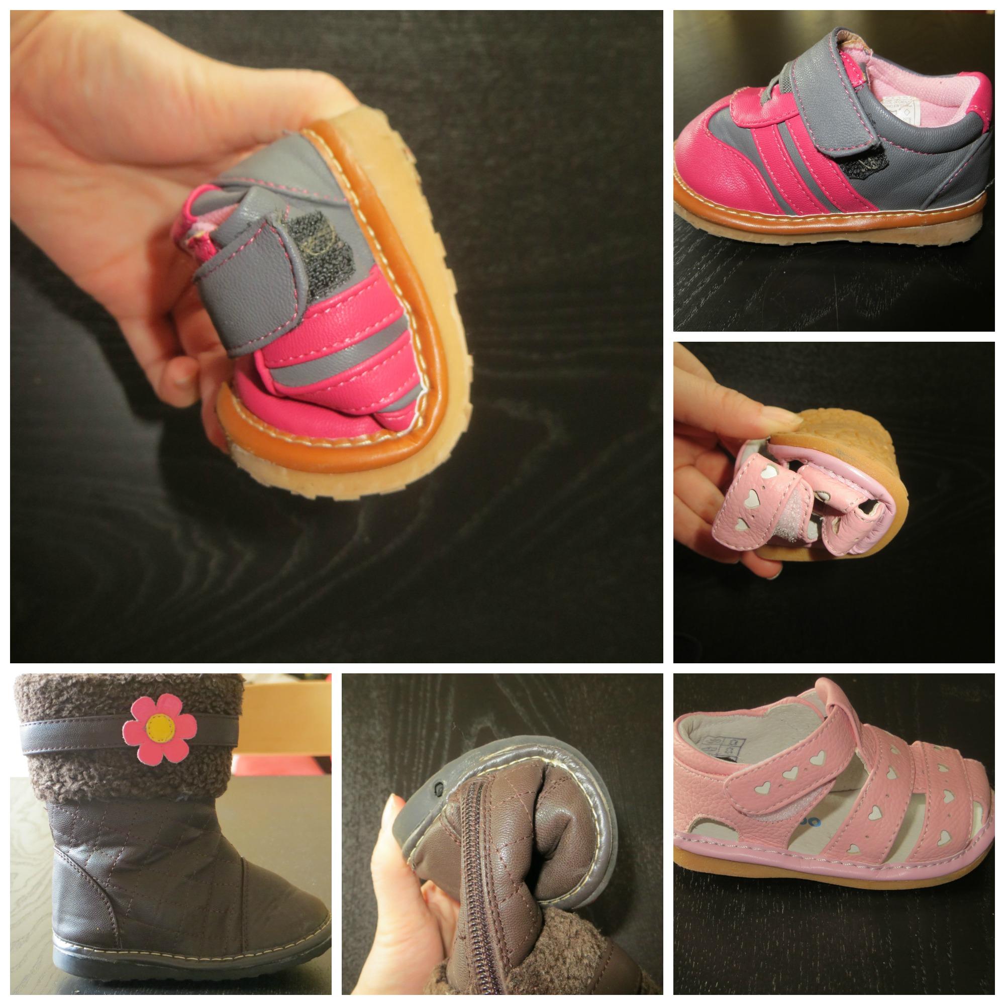 Pour Chaussures Les Bébé Bonnes Choisir Comment wxIqOtn