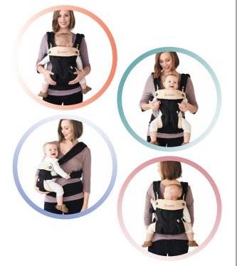 72a735d9cb19 Test - avis de Maman   le porte-bébé Ergobaby 360 - Le Webzine des ...
