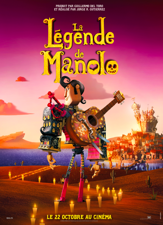 """Idée sortie pour les vacances : """"La légende de Manolo"""" en famille !"""