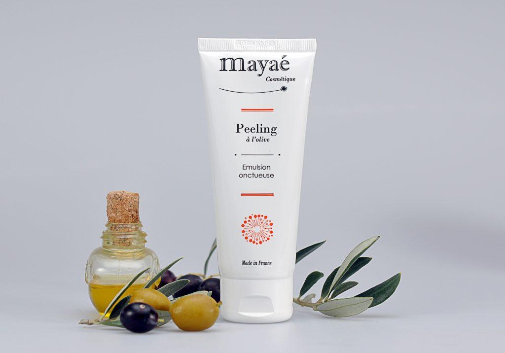 Peeling mayaé Cosmétiques