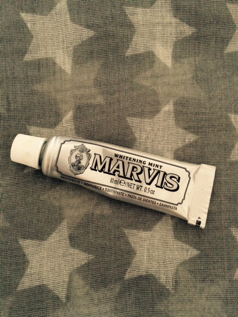 Birchbox Marvis