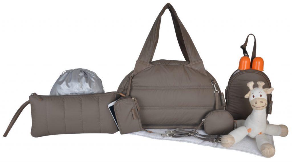 doudoune bag sac à langer