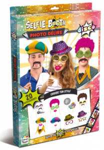 Selfie booth Disco