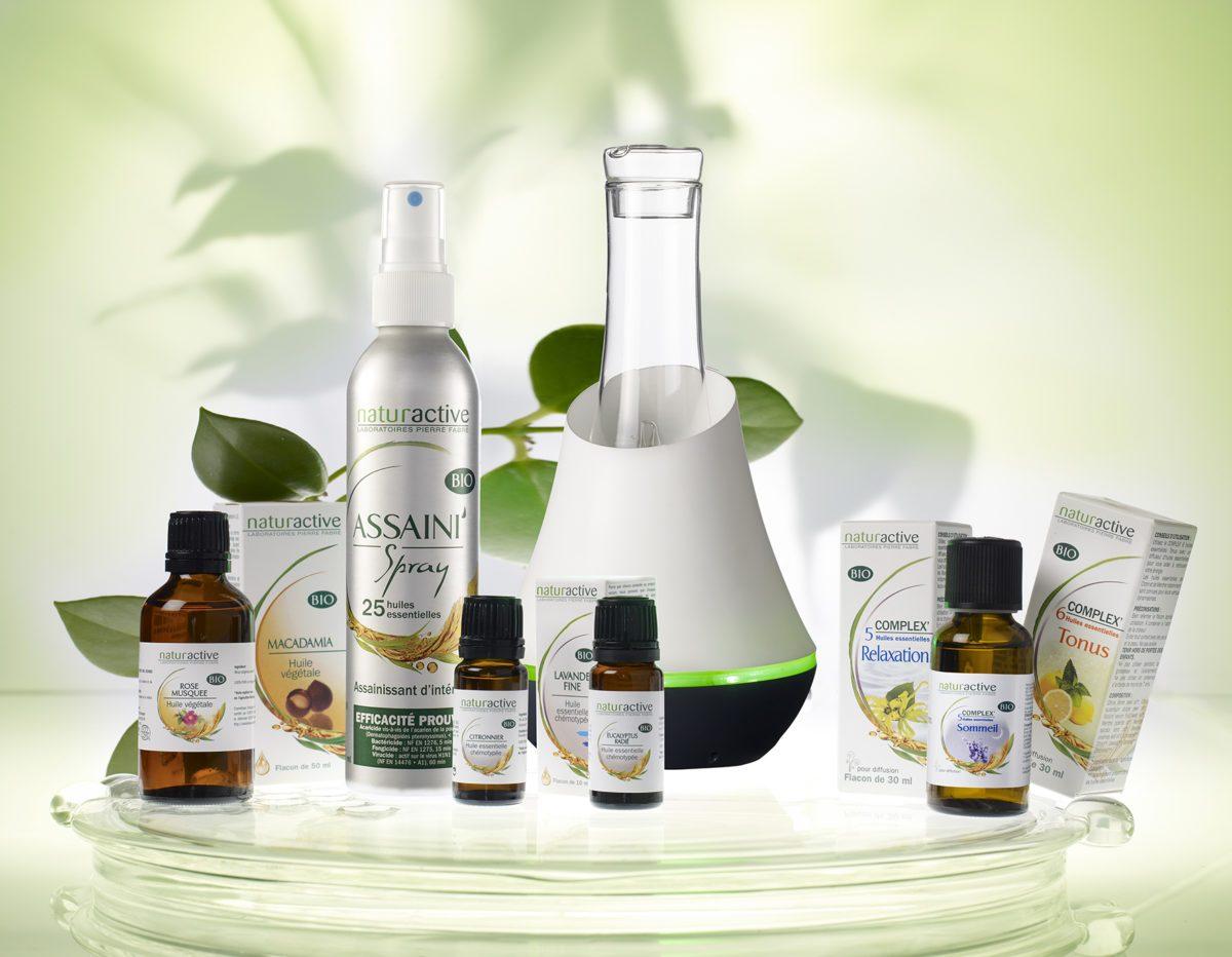 huiles essentielles naturactive