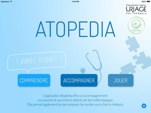atopedia xemose uriage
