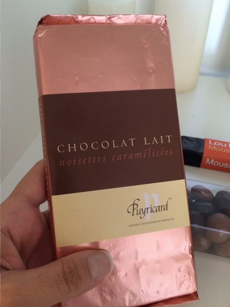 chocolat saint valentin box