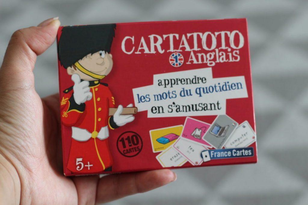 jeux de cartes pour apprendre