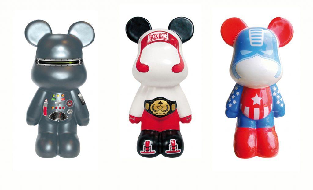 funky bears 2016