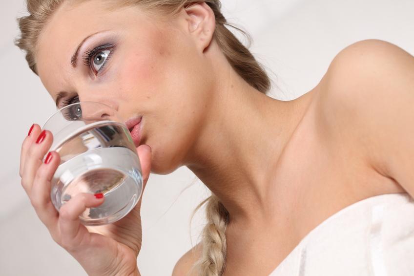 soin visage boire eau