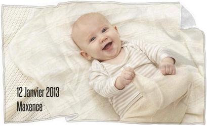 serviette bébé