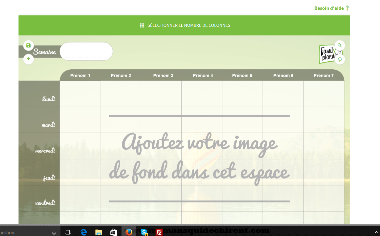 Comment family planning nous facilite le quotidien for Family planning com