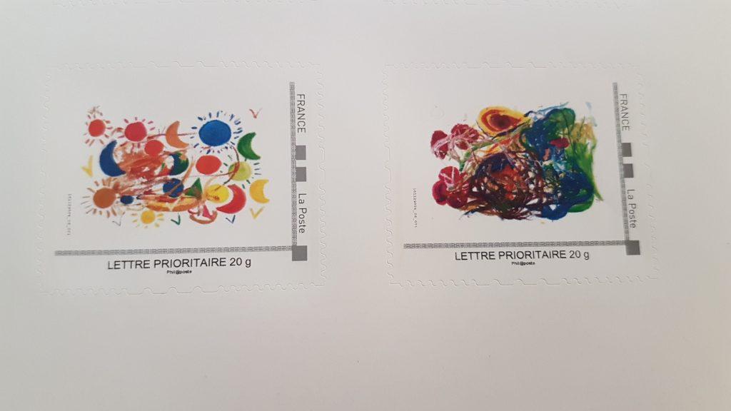 timbres-personnalisés-dessins-enfants