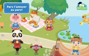 Dr Panda Ville parc