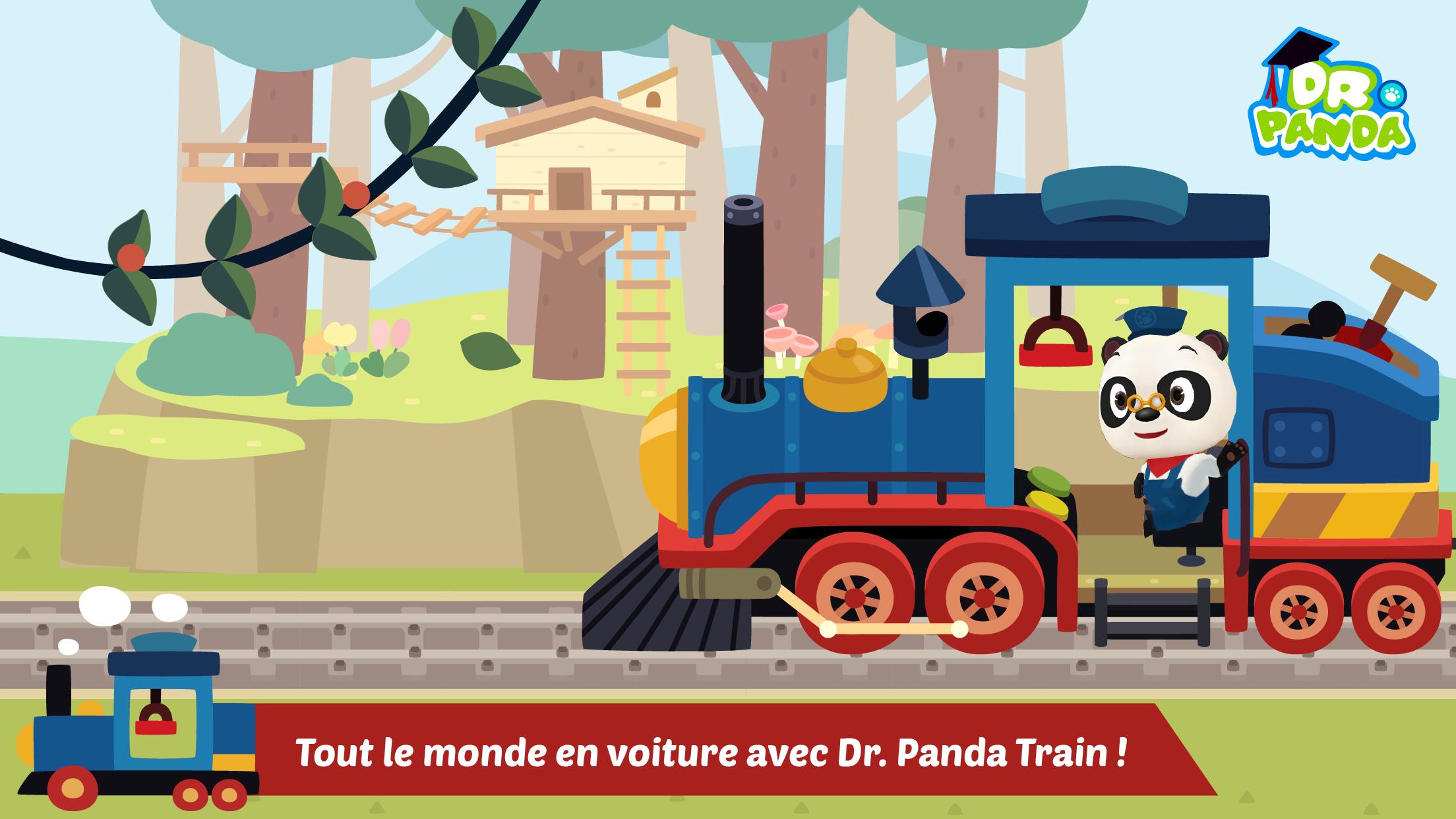dr panda train 1