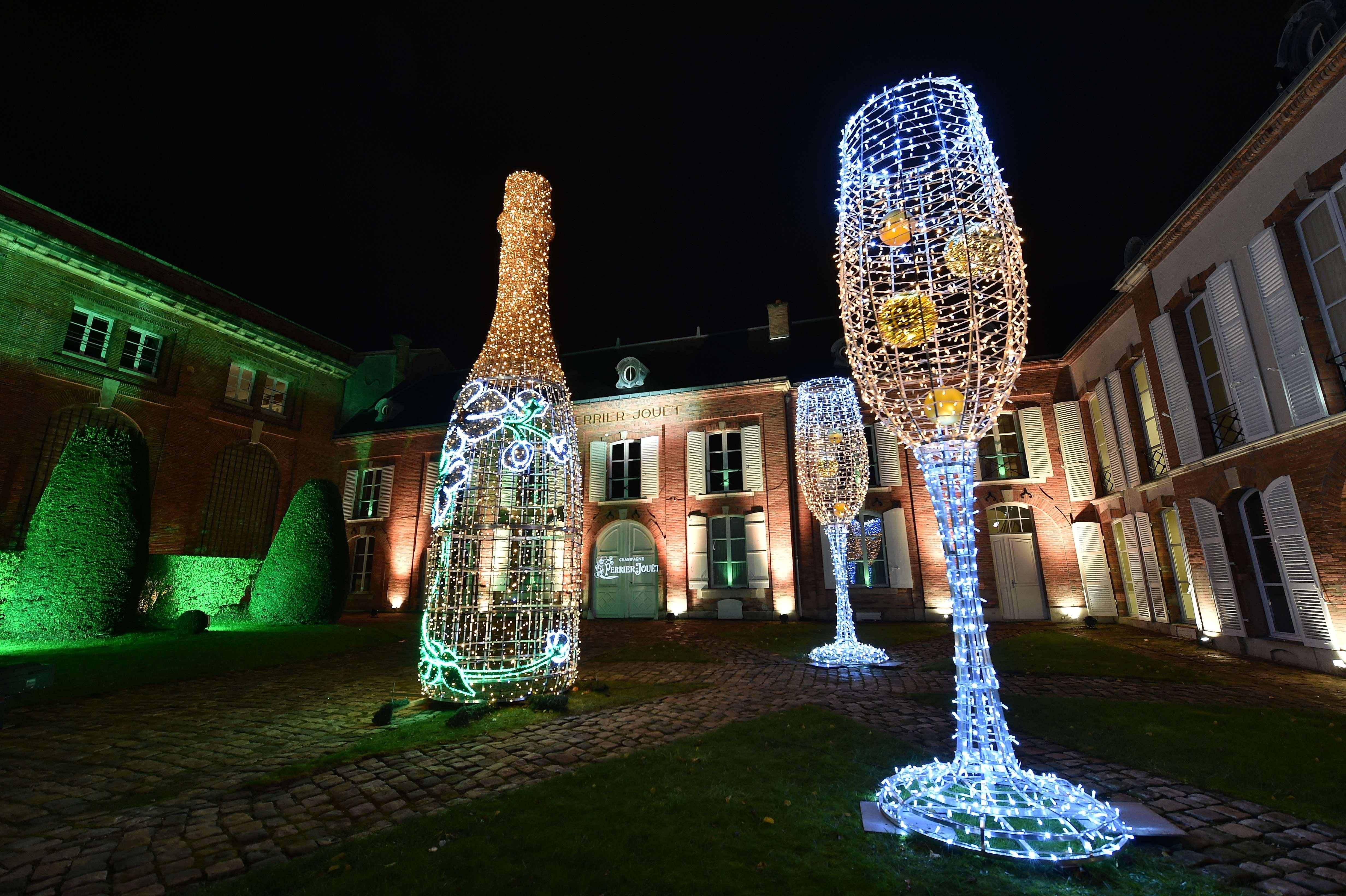 habits de lumière epernay champagne