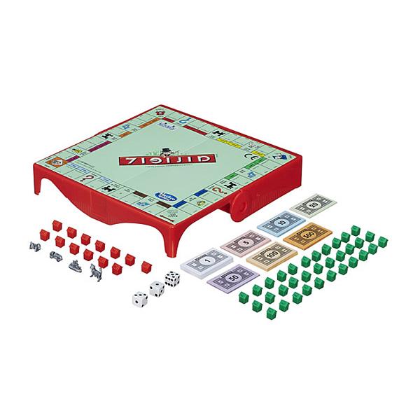 monopoly jeux de voyage