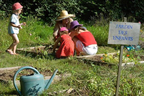 activités printemps jardinage