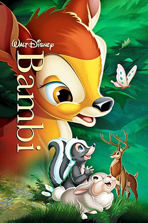Disney prévoit le remake de Bambi !