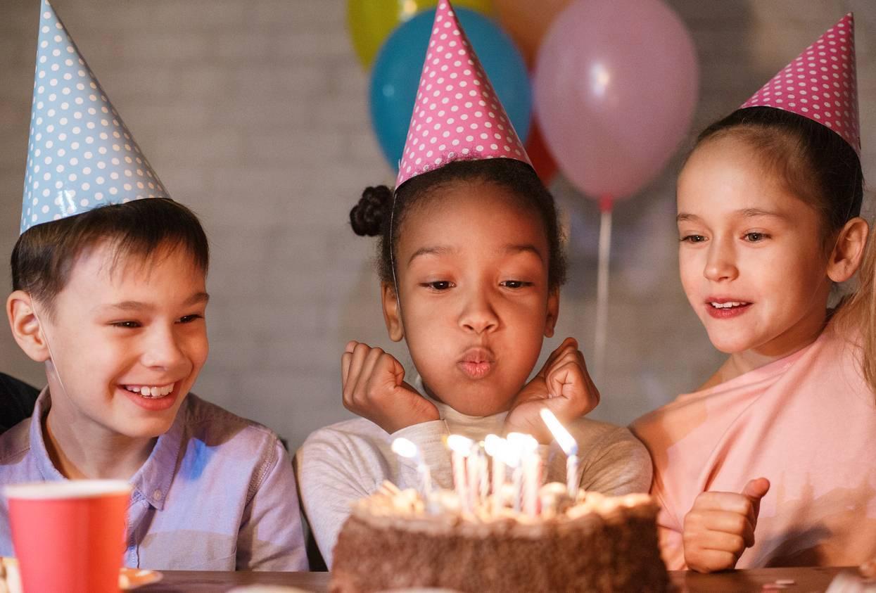 anniversaire enfant décoration kit