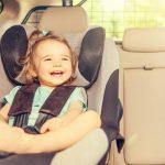 Une fillette éjectée avec son siège-auto de la voiture de sa mère
