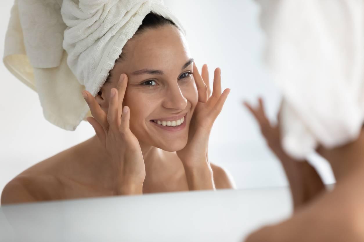 soin crème de jour visage femme