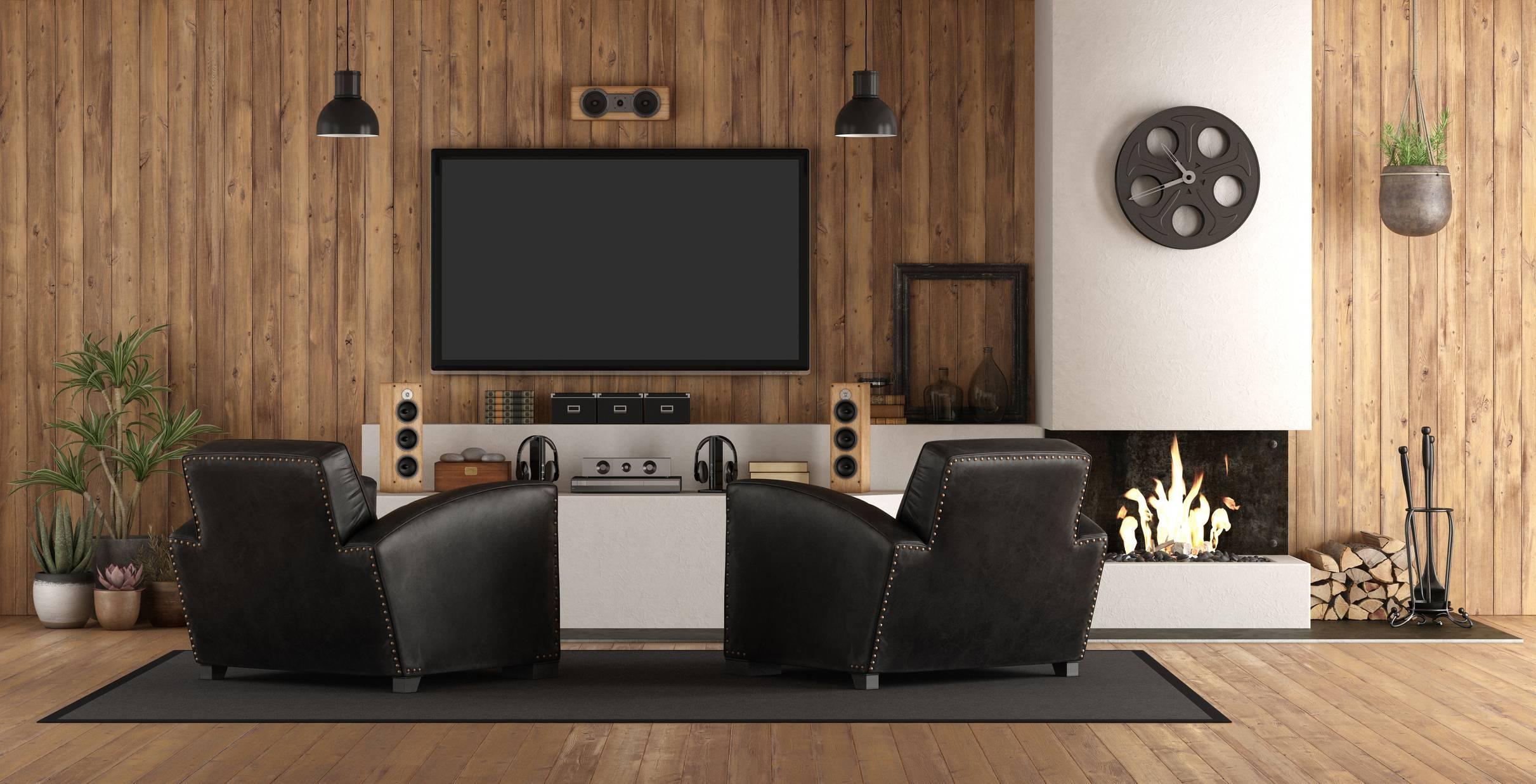 revêtement de mur pour salon design