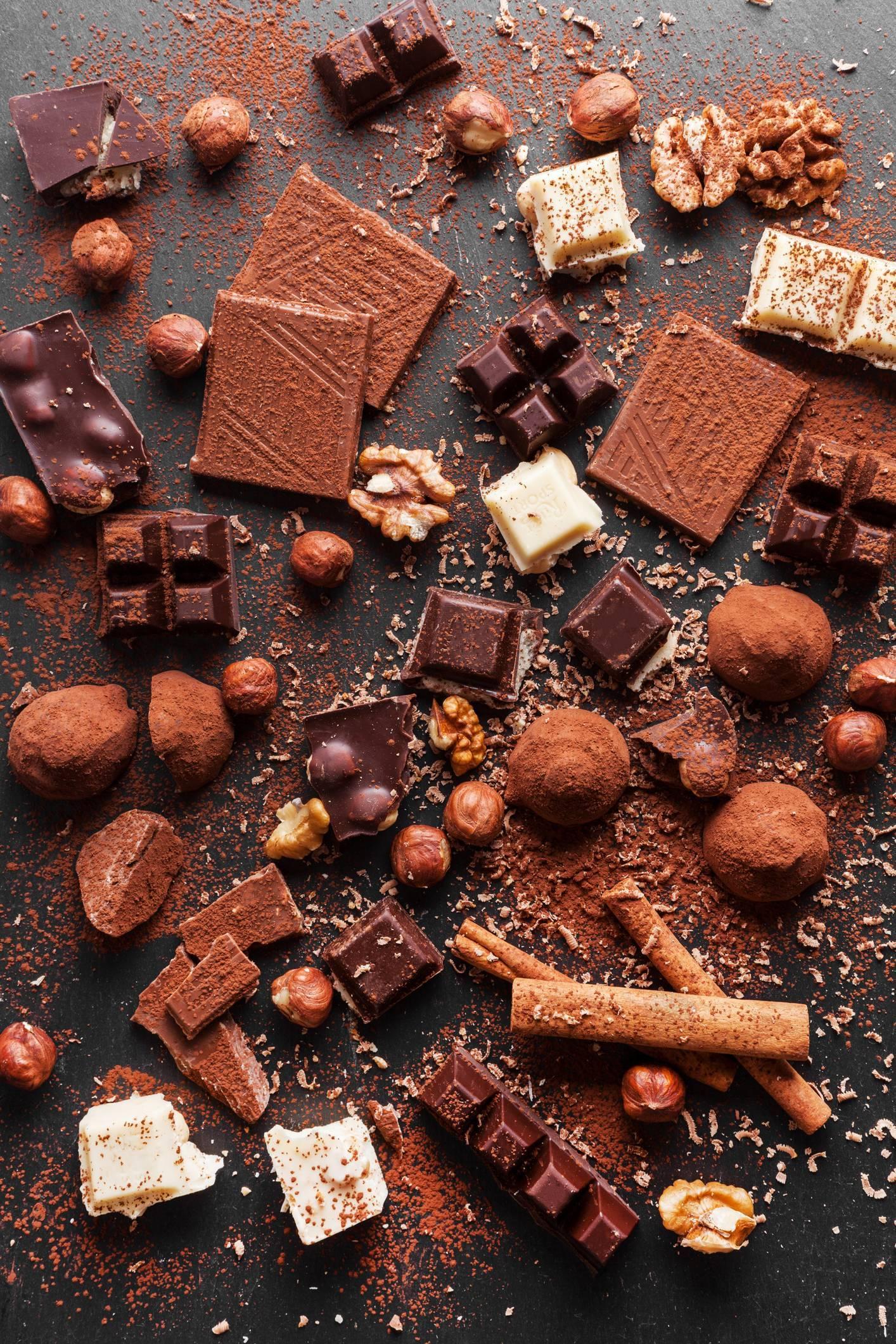 cadeau Noël chocolats