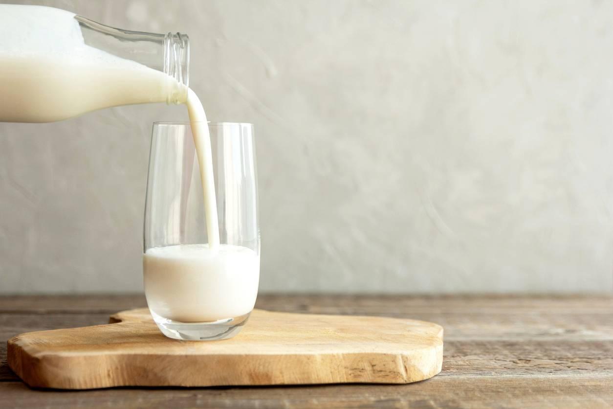 consommer du petit lait natif