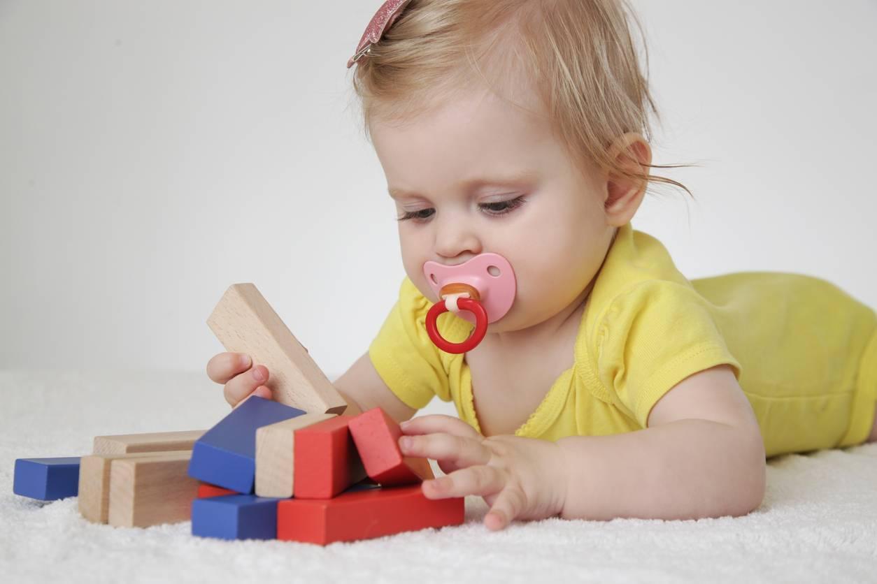 jeux en bois Montessori